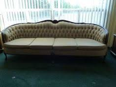 Ebay Sofas And Stuff by French Long Painted Tufted Couch Sofa 2773 Ebay Dreaming Of