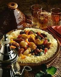 recette cuisine couscous tunisien recette couscous tunisien de dabisse cahier de cuisine