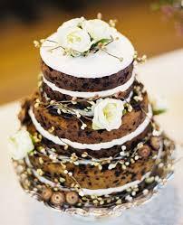Csupasz Menyasszonyi Torta Naked Wedding Cake
