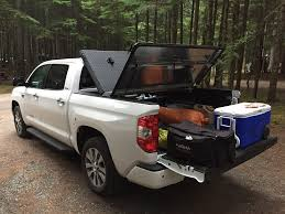 100 Toyota Tundra Truck Bed Covers An Aluminum Cover On A A DiamondBa Flickr