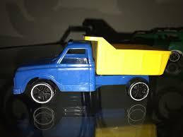 VINTAGE 1970'S GAY Toys Co Dump Truck #389 Plastic 7
