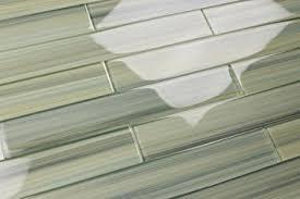 light green blue gray glass tile wintermoss subway glass tile for