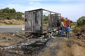 Migrant-smuggling' Car Crash Kills 11 In Greece – BorneoPost Online ... Troopers Find Missing Harlan County Mans Truck Burned In A Field The Burnt Truck High 300dpi Res14 October 20 2011 Locale Magazine Police Officers Accused Of Killiyoung Mother Vukani News Jacaranda On Twitter Tswhaneunrest Cars Trying To Avoid The Combine Youtube At Work And Play Irvine Three Longtime Friends Serve Up Gourmet By Vidoan Deviantart Nsw Rfs Firefighters Remain Scene At Fire Burnt Ends Bbq Food Truck Crumbs Opens Two Locations In And Huntington Beach Oc Turnin Home Denver Colorado Menu Prices Restaurant Res26