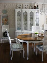 French Country Dining Room by Linda Hilbrands Traditional
