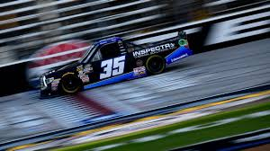 2018 NASCAR Camping World Truck Series Paint Schemes - Team #35