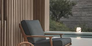 Gloster Outdoor Furniture Australia by Bay Lounge Chair By Gloster Furniture Stylepark