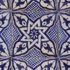 casa moro fliesenaufkleber marokkanische handbemalte keramikfliese daya 10 x 10 cm kunsthandwerk aus marokko wandfliese für schöne küche dusche