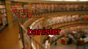 What Does Banister Mean? - YouTube What Does Banister Mean Carkajanscom Handrail Wikipedia Best 25 Modern Railings For Stairs Ideas On Pinterest Metal Timeless And Tasured My Three Girls Diy How To Stain Wrought Iron Stair Balusters Details We Dig Centerville Residence Living Ding Kitchen House Of Jade Tips Pating Stair Balusters Paint Banisters Pating Wood Banister Rails Spindles Definition In Spanish Decor Iron Stairs Design 2015