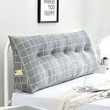 dongy sofa bett große dreieckige keil kissen schlafzimmer