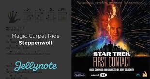 Magic Carpet Ride Tabs by Magic Carpet Ride Chords U0026 Lyrics Steppenwolf