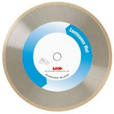 Workforce Tile Cutter Thd550 Replacement Blade by Qep 7 In Glass Tile Diamond Blade For Wet Tile Saws 6 7006glq