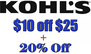 Kohl's Stackable Coupons: $10 Off $25+ W/ $5 Kohl's Cash ... Kohls Coupon Codes This Month October 2019 Code New Digital Coupons Printable Online Black Friday Catalog Bath And Body Works Coupon Codes 20 Off Entire Purchase For Promo By Couponat Android Apk Kohl S In Store Laptop 133 15 Best Black Friday Deals Sales 2018 Kohlslistens Survey Wwwkohlslistenscom 10 Discount Off Memorial Day Weekend Couponing 101 Promo Maximum 50 Oct19 Current To Save Money