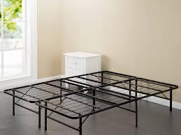 Walmart Rollaway Bed by Bedroom Spa Sensations Steel Smart Base Bed Frame Black Multiple