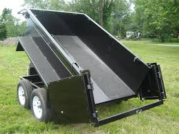 6 Ft 5 In X 10 Ft Dump Trailer - TrailerSalePages.com
