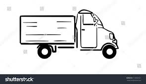 Truck Black White Line Drawing Vector Stock Vector 713902321 ... How To Draw An F150 Ford Pickup Truck Step By Drawing Guide Dustbin Van Sketch Drawn Lorry Pencil And In Color Related Keywords Amp Suggestions Avec Of Trucks Cartoon To Draw Youtube At Getdrawingscom Free For Personal Use A Dump Pop Path The Images Collection Of Food Truck Drawing Sketch Pencil And Semi Aliceme A Cool Awesome Trailer Abstract Tracing Illustration 3d Stock 49 F1 Enthusiasts Forums