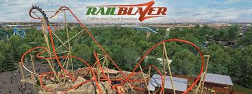 Halloween Haunt Great America 2012 Hours by Railblazer Roller Coaster Coming To California U0027s Great America
