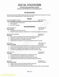 Generic Resume Template New Examples Quora Of Fresh What Are The Best