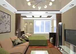 ausstattung schlafzimmer wohnzimmer wie einen raum