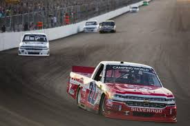 100 Nascar Camping World Truck Series Haley Wins Trucks Race With Late Rush At Gateway Sports Stltodaycom