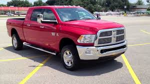 2011 Dodge Ram 2500 Laramie Diesel MegaCab 4x4 - Ride Time ...