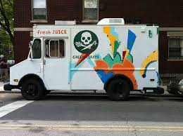 The Green Pirate Juice Truck -- New York, New York.......Healthiest ... Nycs Best Food Trucks Wafels Dinges Cbs New York Schnitzi Introduces Us To The Expensive Schnitzel Midtown Lunch Sort Of In Nyc Truck Yeahthatskosher Kosher This Week In A Day Life A Devour Cooking Channel Cupcake Stop Ny Cupcakestop Talk The King Joins Chicagos Eater Chicago Mordis Jersey City Home Rally Pinterest Truck Cut Above More Columbus Roaming Hunger And Things I Just Want 2 Eat