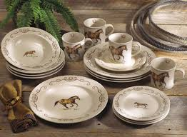 Rustic Dinnerware Is Perfect For A Ranch Style Or Country Kitchen Cabin Learn About The Massive Choices In This Type Of Casual