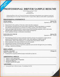 Delivery Driver Resume Sample Fresh Dump Truck Examples Samples Otr Template