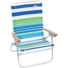 Rio Backpack Chair Aluminum by Rio Easy In Easy Out 4 Position Beach Chair Walmart Com