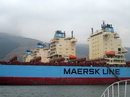 100 Sea Container Accommodation Maersk B Class Ships Accommodation Blocks From Water Lo