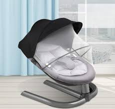 Amazon.com: Baby Rocking Chair, Newborn Baby Comfortable ... White Glider Rocker Wide Rocking Chair Hoop And Ottoman Base Vintage Wooden Baby Craddle Crib Rocking Horse Learn How To Build A Chair Your Projectsobn Recliner Depot Gliders Chords Cu Small For Pink Electric Baby Crib Cradle Auto Us 17353 33 Offmulfunctional Newborn Electric Cradle Swing Music Shakerin Bouncjumpers Swings From Dolls House Fine Miniature Nursery Fniture Mahogany Cot Pagadget White Rocking Doll Crib And Small Blue Chair Tommys Uk Micuna Nursing And Cribs