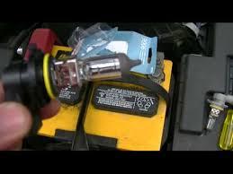 2000 toyota camry headlight replacement procedure