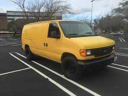 It All Started With This 2006 Ford Van That He Bought On Craigslist