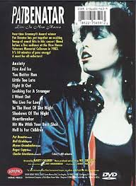 pat benatar late pat benatar live in new 1983