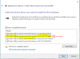 prolific windows driver v1 6 1 release date may 3rd 2012