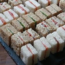 faire des canapes avec du de mie mini sandwich cold canapes canapes bertrand munier