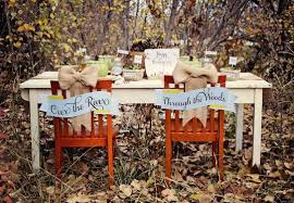 Over The River And Through Woodsthese Ideas Add Rustic Whimsical Charm To This American Holiday By Using Hand Drawn One Of A Kind Art