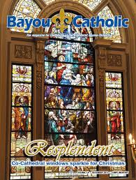Caillou Dies In The Bathtub by Bayou Catholic December 2013 Issue By Diocese Of Houma Thibodaux