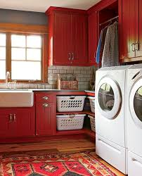 A Laundry Room Can Have Loads Of Style