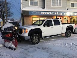 Used 2009 GMC Sierra 2500 WT Plow Truck For Sale In Niagara Falls ... Sr5comtoyota Trucksheavy Duty 2013 May M35a2 2 12 Ton Cargo Truck With Plow And Spreader Snow Plow Safety Dos Donts Mainroad Group Ice Control Levan Dk2 Plows Free Shipping On Suv Snplows Chip Dump Trucks Meyer Superv 85 Stuff Del Equipment Body Up Fitting Arctic Mack Youtube 1997 Intertional 4700 Truck For Sale 2000 Ford F750 Contractor Single Axle Used 2015 F150 Option Costs 50 Bucks Sans The
