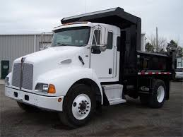 New Kenworth Dump Trucks