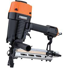 Hardwood Flooring Nailer Home Depot by Freeman 3 In 1 Flooring Air Nailer And Stapler Pfl618br The Home