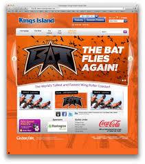 Kings Island Halloween Haunt Jobs by Behind The Thrills Kings Island New Coaster Leaked Bat Or