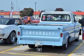 1960's Chevy Truck, Chevrolet. Classic Car Show – TravelFoodDrink.com