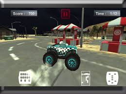 3D RC Zombie Monster Truck Smash Rally Off-Road Game For Free App ...
