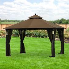 Grand Resort Patio Furniture by Replacement Canopy For Grand Resort Audio Gazebo Riplock 350
