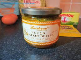 Muirhead Pecan Pumpkin Butter Dip Recipe by The More Than Occasional Baker October 2014