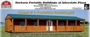 Derksen Best Value Sheds by Derksen Portable Buildings At Interstate Plaza