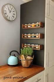 umgestaltung küche mit ikea regal und tafellack tafellack