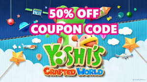 Free Yoshi's Crafted World Coupon Code 50% Discount Promo ... Get Student Discount Myfreedom Smokes Promotion Code Engine 2 Diet Promo Youth Football Online Coupon Digital Tutors Codes Draftkings 2019 Walmart Coupon Code Codes Blog Dailynewdeals Lists Coupons And For Various For Those Without Insurance Coverage A At Dominos Pizza Retailmenot Curtain Shop Printable Grocery 10 September Car Rental Hollywood Megastore Walmartca Brownsville Texas Movies Walmartcom