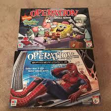 Operation Spongebob And Spider Man